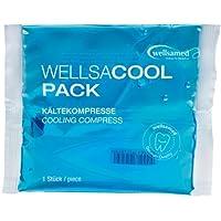 wellsamed Kältekompresse wellsacool pack Kompresse, Mehrfachkompresse 12 x 14 cm, 5er Pack (5 x 1 Stück) preisvergleich bei billige-tabletten.eu