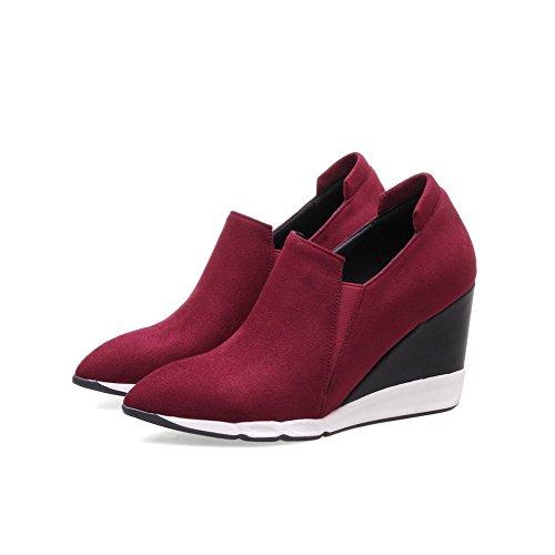 BalaMasa  Abl09368, Sandales Compensées femme red