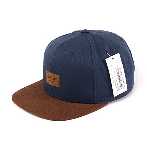Reell Suede 6 Panel casquette