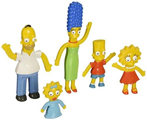 NJ Croce Homer Simpson en Miniatura con Caja Set 1