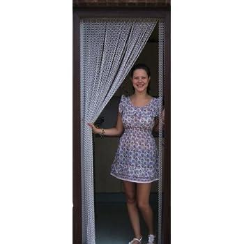 Holland Plastics Original Brand Heavy Duty Caravan//Rv Door Curtain Bug Fly Strip Blind 62Cm Wide DARK GREEN