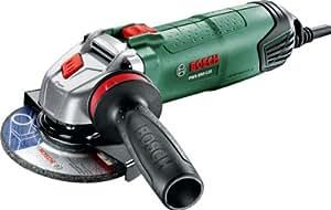 Bosch Meuleuse angulaire compacte PWS 850-125, Ø 125 mm, avec capot de protection et poignée anti-vibrations, livrée sans disque 06033A2700