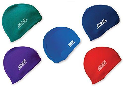 zoggs-deluxe-stretch-spandex-swimming-cap-random