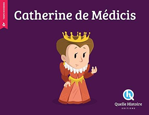 Catherine de Médicis par Patricia Crété