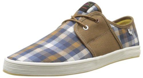 base-london-spam-2-baskets-mode-homme-marron-ays-picnic-check-brown-41-eu