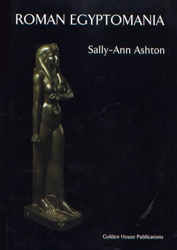 Portada del libro Roman Egyptomania: A Special Exhibition at the Fitzwilliam Museum, Cambridge, 24 September 2004 - 8 May, 2005 by Sally-Ann Ashton (2004-09-24)