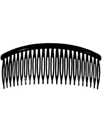 Fashionable 24 Theeth Hair Comb Slides for Women by Sarah