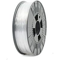 Ice Filaments ICEFIL1PET152 Filamento PET 1.75mm, 0.75kg, Trasparente Brillante