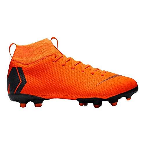 Nike Unisex-Kinder K-F-Schuh Jr. Superfly Academy MG Fußballschuhe, Orange (Total Orangeblacktotal Orang 810), 32 EU