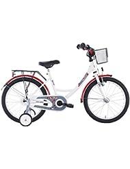 Vermont Kids Karo - Bicicletas para niños - 18 Zoll blanco 2016