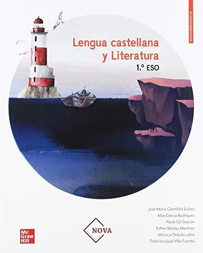 Lengua y literatura 1 ESO. Libro del alumno