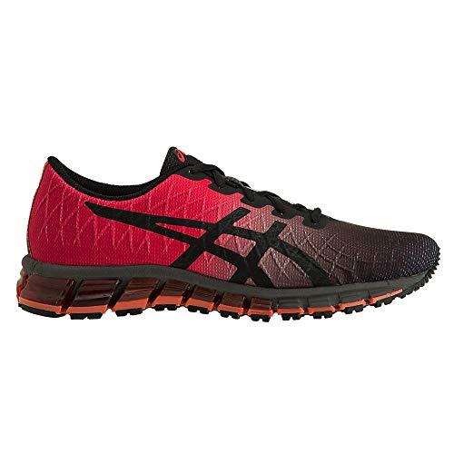 ASICS Gel-Quantum 180 4, Chaussures de Running Homme, Rouge (Classic Red/Black 600), 45 EU