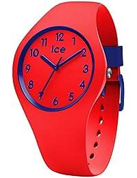 Ice-Watch - ICE ola kids Circus - Reloj rosso para Niño con Correa de silicona - 014429 (Small)