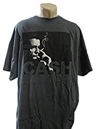 Johnny Cash - Smoking Band T-Shirt