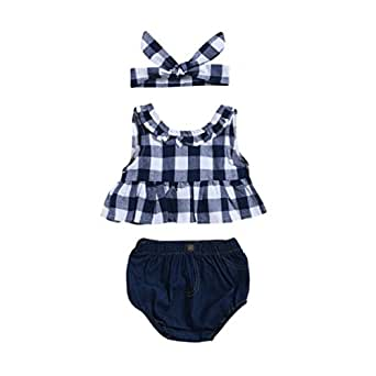 cce73095d47c Sixcup Girls Clothes for 0-3 Age