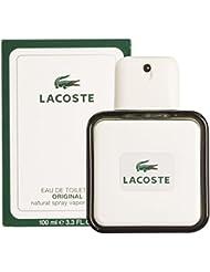 LACOSTE LACOSTE ORIGINAL eau de toilette mit Zerstäuber 100 ml