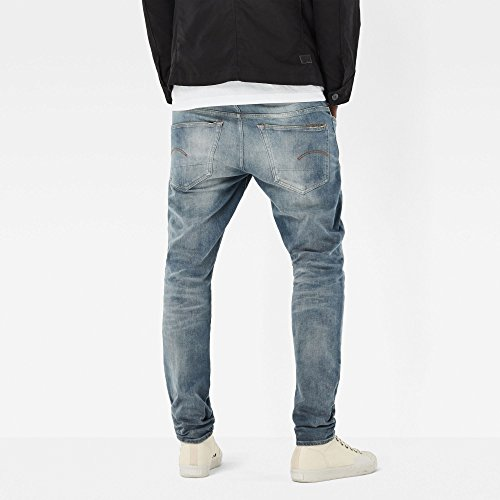 G-STAR RAW Herren Jeanshose Blau (Medium Aged 071)