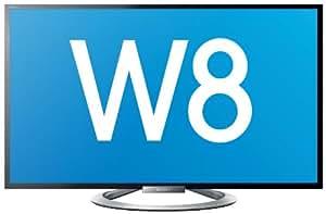 Sony KDL-47W805A 119cm (47 Zoll) 3D-LED-Backlight-Fernseher, EEK A+ (Full HD, 400Hz, DVB-T/T2/C/S/S2, CI+, WLAN, Skype, USB-Recording)