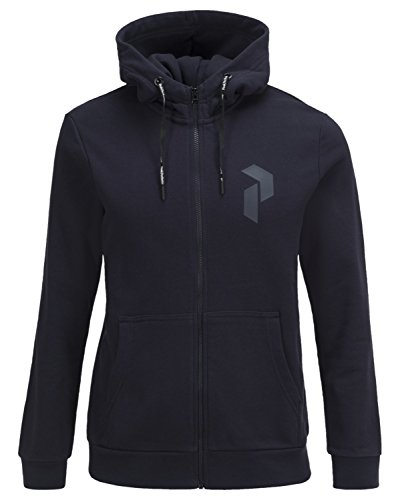 Peak Performance Zero Zipped Hood Deep Well