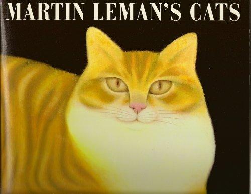 Martin Leman's Cats: Twelve Ready to Frame Prints