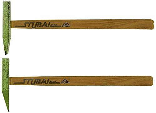 Stubai Fliesenhammer HM-Spitze, flach, 75 g, 418801