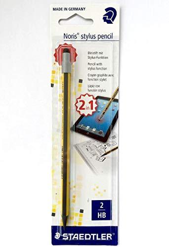 Staedtler Wopex Noris HB Bleistift 2-in-1-Bleistift mit Stylus-Funktion