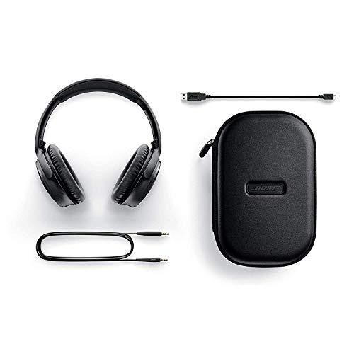 Bose ® QuietComfort 35 Wireless Kopfhörer II (mit Amazon Alexa), schwarz - 4