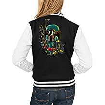 Certified Freak Mini Boba College Vest Girls Negro
