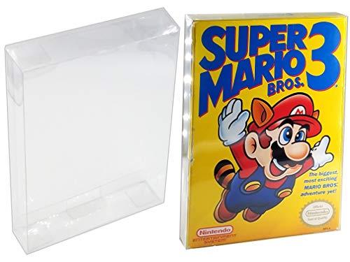 Malko Schutzhülle für Nintendo NES, 10 Stück -