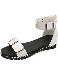 Sandalias De Mujer, Internet Zapatos Planos De La Sandalia Del Nuevo Verano De Las Mujeres