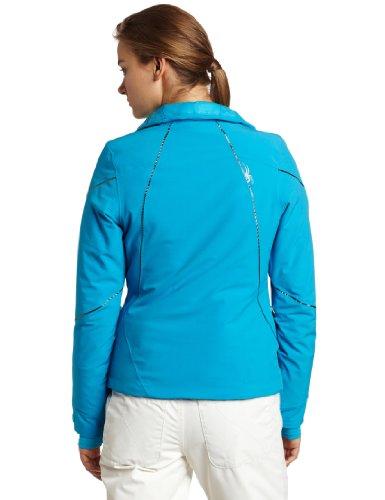 Spyder Damen Tresh Jacket Blue Bay