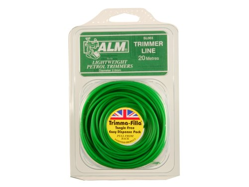 ALM Rasentrimmer Line 2.0 mm x 20 m
