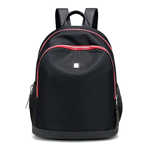 Mme épaules tissu Oxford package-sacs à bandoulière sac à dos en nylon casual chic