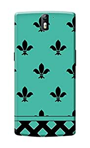 One Plus One Back Cover KanvasCases Premium Designer 3D Printed Hard Case for OnePlus One