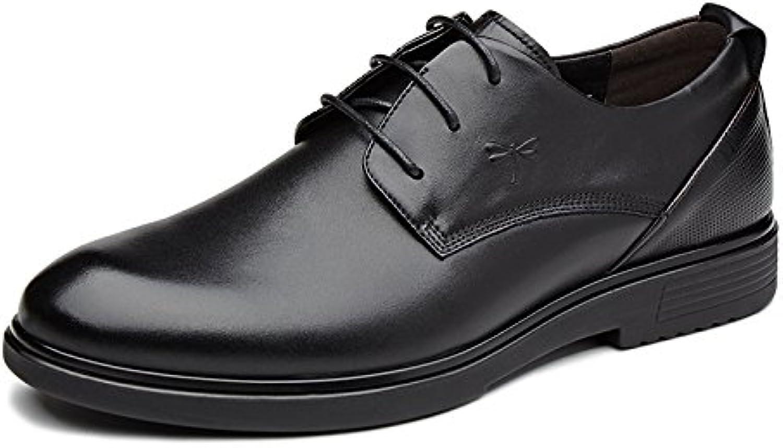 Aemember zapatos de hombre trajes de vestir zapatos, zapatos de hombre ,39, Correa negra.