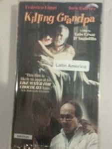 Killing Grandpa [VHS]