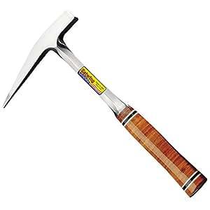 Estwing E13P Marteau-pioche Ultra résistant Grip manche en cuir 368 g
