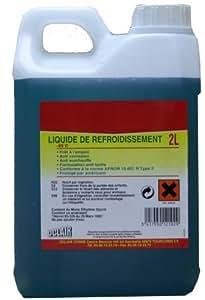 Bidon de 2 litres de liquide de refroidissement -25°C