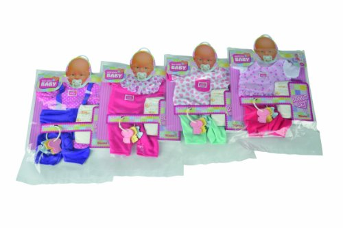 Preisvergleich Produktbild Simba 105401631 - New born Baby Bonus Pack, 4-sortiert