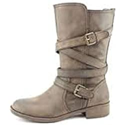 Report Signature Jesslyn, Fashion Stiefel Mujeres, Pumps rund, Groesse 8.5 US /39.5 EU