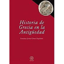 Historia de Grecia en la Antigüedad (Textos)