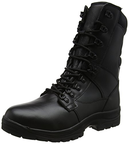 Magnum Elite II Leather, Bottes et Bottines de Travail Mixte Adulte, Noir