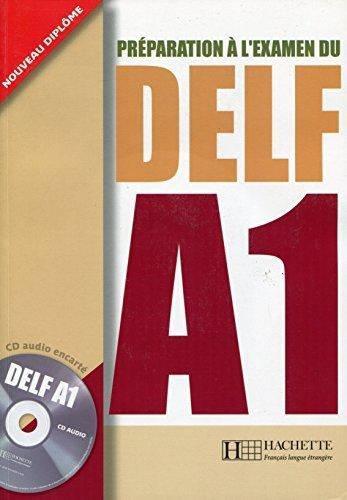 Preparation a L'Examen Du Delf A1 by Caroline Veltcheff (2006-10-18)