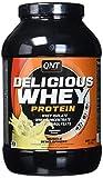 QNT Delicious Whey Protein Powder, Banana, 1 kg