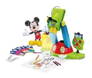 Disney Artist - 700005251 - Loisir Créatif - Projecteur 3D - Mickey Mouse