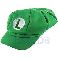 JAGETRADE Sombrero para el Sol Caza de Pesca al Aire Libre Desierto de Hawai Luigi Super