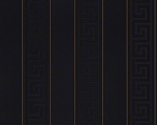 Pracht Gerahmt (A.S. Creation 935244 VliesTapete Kollektion Versace 3)