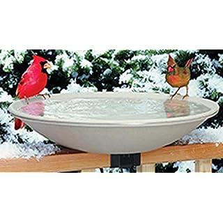 Allied Precision Industries Api 650 Heated Bird Bath With Mounting Bracket