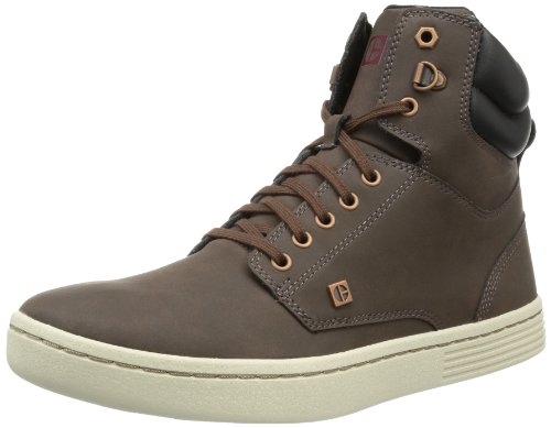 Caterpillar Tulelake, Hi-Top Slippers homme Marron - Braun (MENS ESPRESSO)