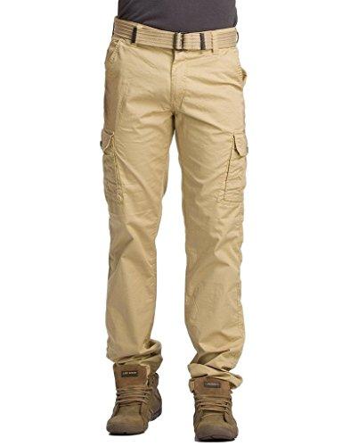 Verticals Cargo Pants for Men